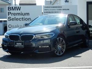 BMW 5シリーズ 523i Mスポーツ ブラックレザー イノベーションPKG
