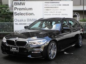 BMW 5シリーズ 523dツーリング Mスポーツ サンルーフ 19インチAW