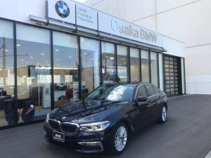 BMW 5シリーズ 530iラグジュアリー ブラックレザー イノベーションPKG