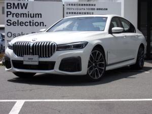 BMW 7シリーズ 740i Mスポーツ ACC LED 純正20AW 後期