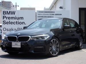 BMW 5シリーズ 523dツーリング Mスポーツ