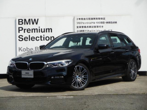 BMW 523iツーリング Mスポーツ 19AW ACC