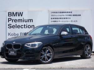 BMW 1シリーズ M135i赤革シートヒーター直列6気筒EG18AW