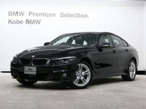 BMW 4シリーズ 420iグランクーペ Mスポーツ弊社デモカー地デジACC