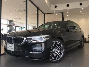 BMW 5シリーズ 523iツーリングMスポーツ弊社デモカー禁煙車ACC地デジ
