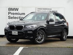 BMW X3 xDrive20dMスポーツ弊社デモカー禁煙車ACC地デジ