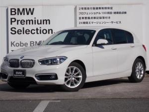 BMW 1シリーズ 118i スタイルHDDナビゲーションコンフォートアクセス