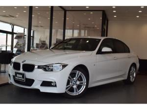 BMW 3シリーズ 320d Mスポーツ アクティブクルーズコントロール 衝突軽減ブレーキ 車線逸脱防止 ワンオーナー 純正HDDナビ バックカメラ LEDヘッドライト ミラーETC 社外地デジ 電動シート 18AW ミラー内蔵型ETC
