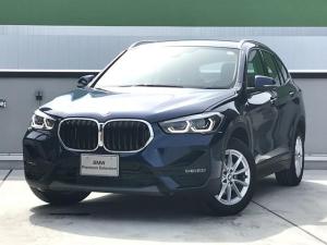 BMW X1 xDrive 18d 後期型 電動リアゲート 電動シート コンフォートアクセス 純性HDDナビ バックカメラ 軽減ブレーキ車線逸脱防止