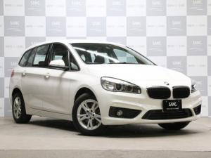 BMW 2シリーズ 218dグランツアラ 禁煙 プラス・コンフォート・パーキング