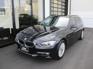 BMW 3シリーズ 320iツーリング ラグジュアリー黒レザー 認定中古車