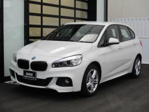 BMW 2シリーズ 218iアクティブツアラー Mスポーツ ACCコンフォート