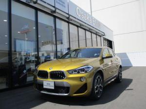 BMW X2 sDrive18iMスポーツXハイライン革ACCコンフォート