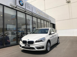 BMW 2シリーズ 225xeアイパフォーマンスAツアラーラグジュアリー