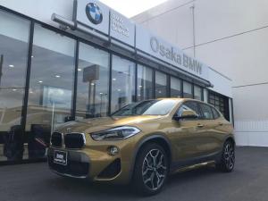 BMW X2 sDrive 18i MスポーツX電動シートACC電動ゲート