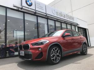 BMW X2 sDrive 18i MスポーツX ハイラインパック