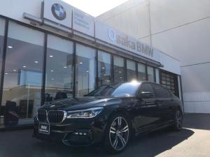 BMW 7シリーズ 750Li Mスポーツ左H 弊社下取ワンオーナー 全国保証