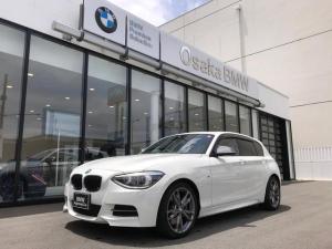 BMW 1シリーズ M135i下取1オーナー赤革サンルーフ バックカメラ全国保証