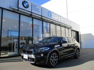 BMW X2 sDrive 18i MスポーツX コンフォートP・電動リアゲート・フロントシートヒーター・純正10.25インチワイドナビ・バックカメラ・ETC車載器・純正19インチアロイホイール