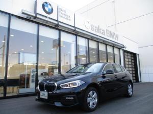 BMW 1シリーズ 118d プレイ エディションジョイ+ 弊社デモカー・コンフォートパッケージ・アクティブクルーズコントロール・電動リアゲート・純正HDDナビ・バックカメラ・コンフォートアクセス・ETC車載器