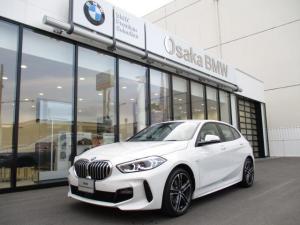 BMW 1シリーズ 118d Mスポーツ エディションジョイ+ 弊社デモカー・純正HDDナビゲーション・バックカメラ・ETC車載器・純正18インチアロイホイール・Bluetooth・