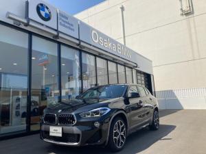 BMW X2 xDrive 18dMスポーツXエディションジョイ+ 弊社デモカー・10.2インチナビ・コンフォートパッケージ・電動テールゲート・フロントシートヒーター・ルームミラー内蔵ETC2.0・衝突被害軽減ブレーキ・フロント電動シート・