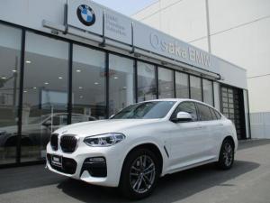 BMW X4 xDrive 30i Mスポーツ 弊社下取ワンオーナー ベージュレザー 衝突被害軽減ブレーキ LEDヘッドライト アラウンドビューモニター i driveナビゲーション ルームミラー内蔵ETC2.0 フロントシートヒーター