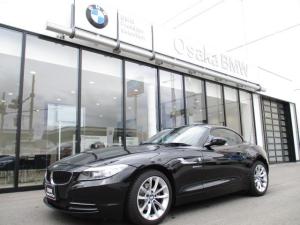 BMW Z4 sDrive20i ハイライン ワンオーナー・コーラルレッドレザー・パドルシフト・純正HDDナビ・ETC車載器・シートヒーター・スルーローディングシステム・電動シート・全国保証・認定中古車