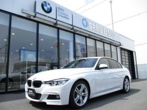 BMW 3シリーズ 320i Mスポーツ 純正HDDナビ・バックカメラ・アクティブクルーズコントロール・LEDヘッドライト・純正18インチアロイホイール・8ETC車載器・認定中古車・全国保証