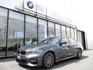 BMW 3シリーズ 320i Mスポーツ ハイラインパッケージ コンフォートパッケージ ハイラインパッケージ ブラックレザーシート 電動トランク ヘッドアップディスプレイ アクティブクルーズコントロール レーンアシスト 18インチホイル Bluetooth