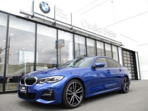 BMW 3シリーズ 320i Mスポーツ ハイラインパッケージ デビューパッケージ コンフォートパッケージ ブラックレザーシート ヘッドアップディスプレイ 電動トランク 19インチホイル アクティブクルーズコントロール レーンアシスト アンビエントライト