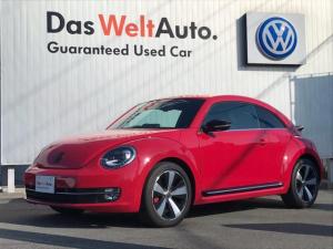 フォルクスワーゲン ザ・ビートル ターボ VW純正ナビ ETC バックカメラ Coolsterパッケージ クルーズコントロール 障害物センサー 認定中古車保証 ディーラー車