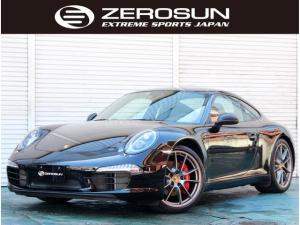 ポルシェ 911 911カレラS LEDライト スポーツシート 純正ナビ地デジ