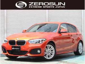 BMW 1シリーズ 118i Mスポーツ HDDナビ Bカメラ 衝突軽減ブレーキ