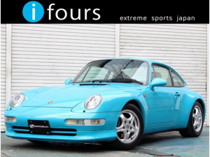 ポルシェ 911 911カレラ フルラッピング キセノンライト KONIダンパー H&Rダウンサス 純正レザーシート 前後ドライブレコーダー 純正16インチアルミ 社外キーレス ETC