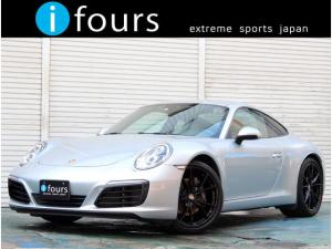 ポルシェ 911 911カレラ スポーツクロノPKG ワンオーナー LEDライト スポーツエキゾースト レザーインテリア シートヒーター&ベンチレーション マルチファンクションステア カレラSホイール 純正ナビBカメラ ETC2.0