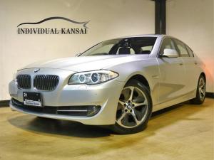 BMW 5シリーズ 528i ダコタ本革 サンルーフ ナビ TV Bカメラ 禁煙