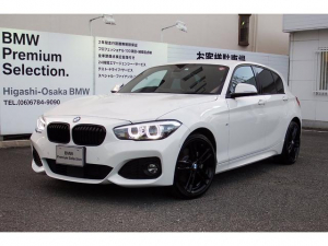 BMW 118d Edition Shadow 試乗車 UPグレード