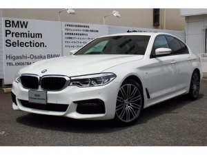 BMW 5シリーズ 523d Mスポーツ ハイラインHDUPディスプレイ19AW