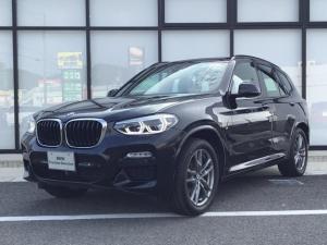 BMW X3 xDrive 20d Mスポーツ 試乗車 ハイライン ACC ヘッドアップディスプレイ