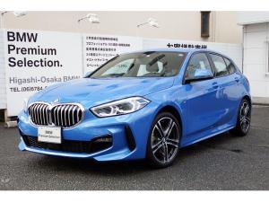 BMW 1シリーズ 118i Mスポーツ 試乗車 ナビパッケージ 18AW レーンチェンジ