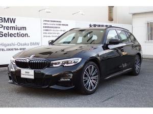 BMW 3シリーズ 320d xDriveツーリング Mスポーツ ワンオーナー ACC コンフォート ハーフレザー 18AW