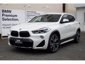 BMW X2 xDrive 20i MスポーツX ワンオーナー デビューパッケージ 黒革 ACC 20AW