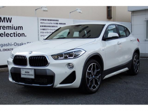 BMW X2 xDrive 20i MスポーツX 試乗車 ハイライン セーフティーパッケージ ACC 19AW