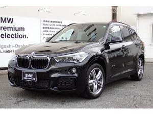 BMW X1 xDrive 18d Mスポーツ ワンオーナー 純正ナビ バックカメラ LED コンフォートパッケージ
