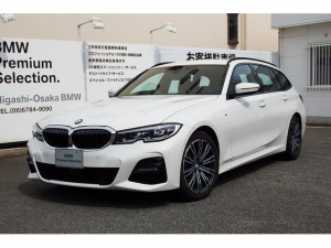 BMW 3シリーズ 318iツーリング Mスポーツ 試乗車 コンフォートパッケージ パーキングアシスト 18AW
