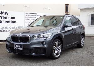 BMW X1 xDrive 18d Mスポーツ ワンオーナー コンフォートパッケージ 18AW