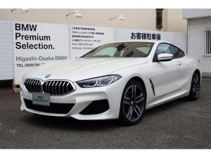 BMW 8シリーズ 840d xDriveクーペ Mスポーツ ソフトクローズ レーザーライト 20AW