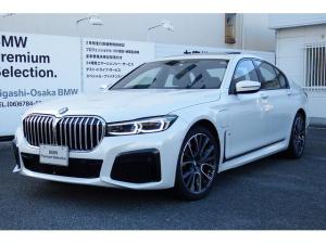 BMW 7シリーズ 745e Mスポーツ 試乗車 20AW レーザーライト HKDスピーカー