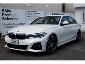 BMW 3シリーズ 320i Mスポーツ 試乗車 コンフォートパッケージ 19AW